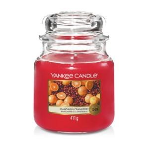 Yankee Candle Kaarsen Mandarin Cranberry