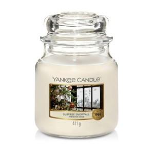 Yankee Candles Surprise Snowfall