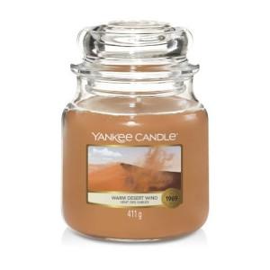 Yankee Candles Warm Desert Wind
