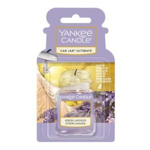 Yankee Candle Autoparfum Car Jar Ultimate Lemon Lavender