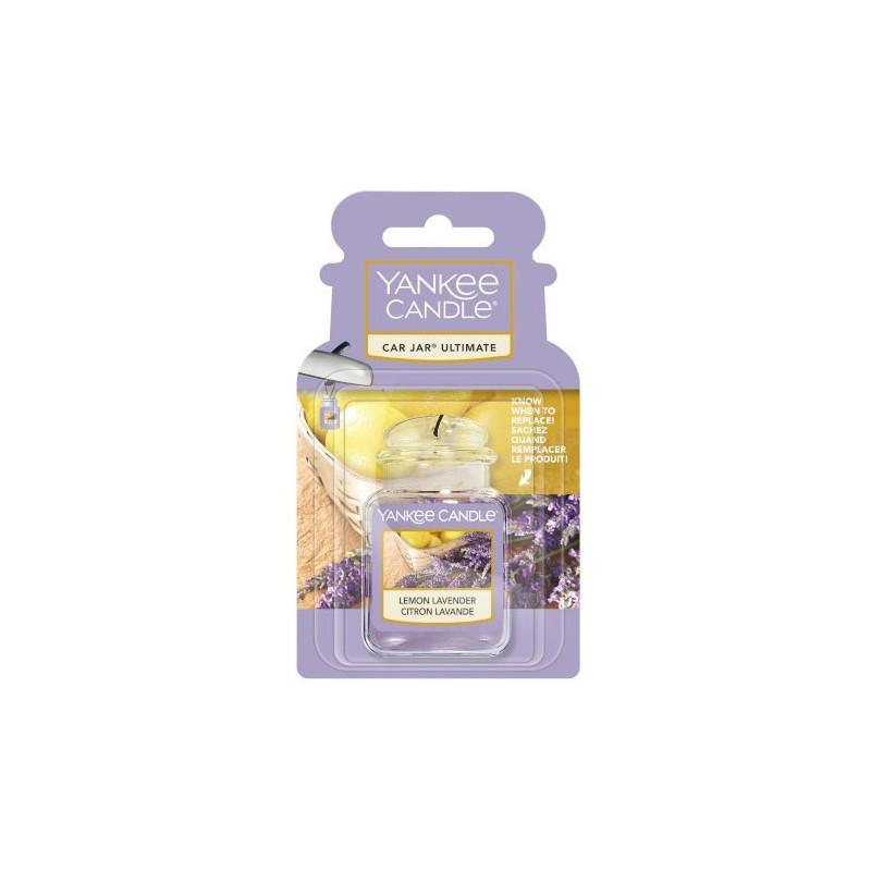 Parfum Voiture Car Jar Ultimate Lemon Lavender