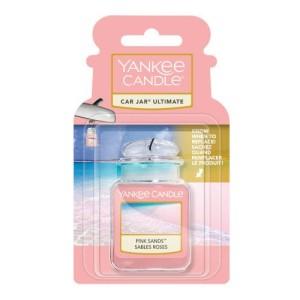 Yankee Candle Car Fragrances Car Jar Ultimate Pink Sands