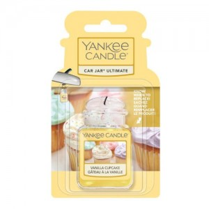 Parfum Voiture Car Jar Ultimate Vanilla Cupcake