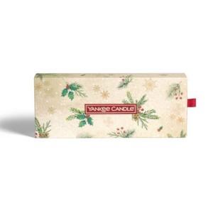 Yankee Candle Giftsets Magical Christmas Morning 10 Tea Lights & 1 Holder