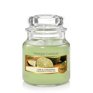 Yankee Candle Bougies Coriandre Et Citron Vert