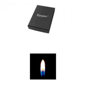 Lighter & Ashtray Eurojet Lighter Polo Black