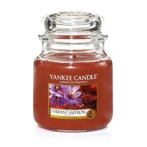 Yankee Candle Kaarsen Vibrant Saffron