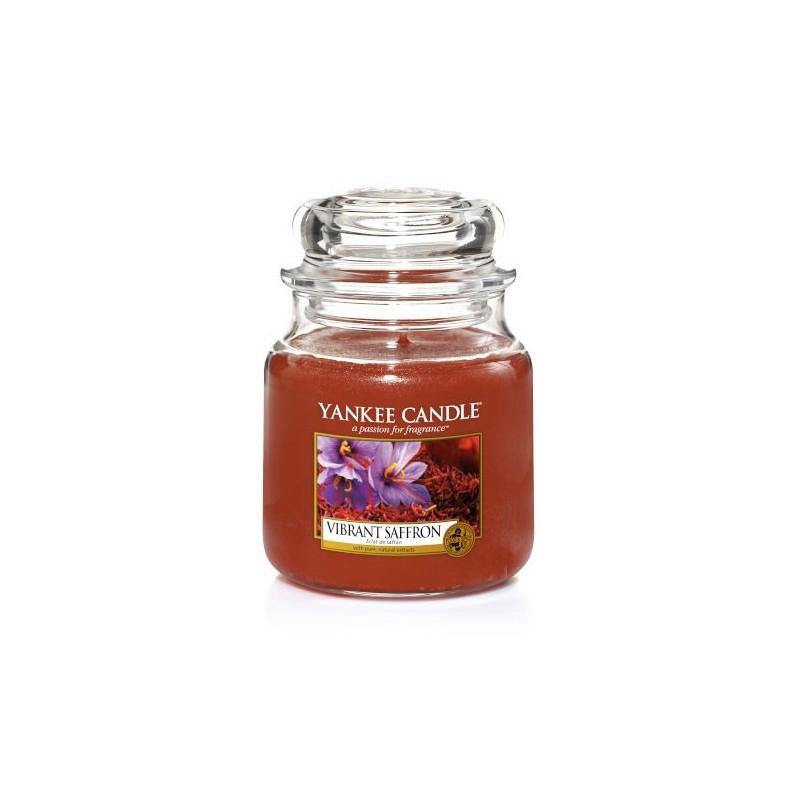 Yankee Candle Bougies Éclat de Safran