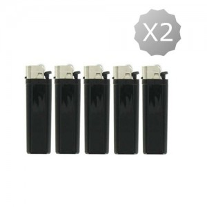 Briquet & Cendrier Belflam Briquets Jetable X10