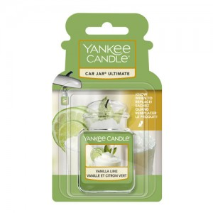 Autoparfum Car Jar Ultimate Vanilla Lime