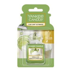 Parfum Voiture Car Jar Ultimate Vanilla Lime