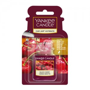Car Fragrances Car Jar Ultimate Black Cherry