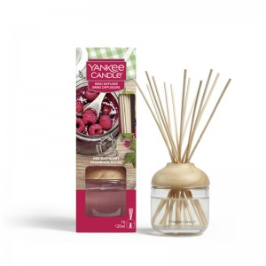 Yankee Candle Brins Diffuseurs Framboise Rouge