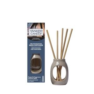 Flameless fragrance Pre Fragranced Reeds Black Coconut