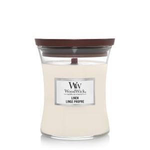 WoodWick Candles Linen