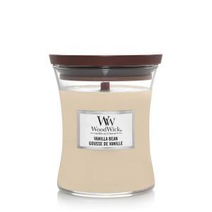 Candles WoodWick Vanilla Bean