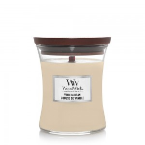 Kaarsen WoodWick Vanilla Bean