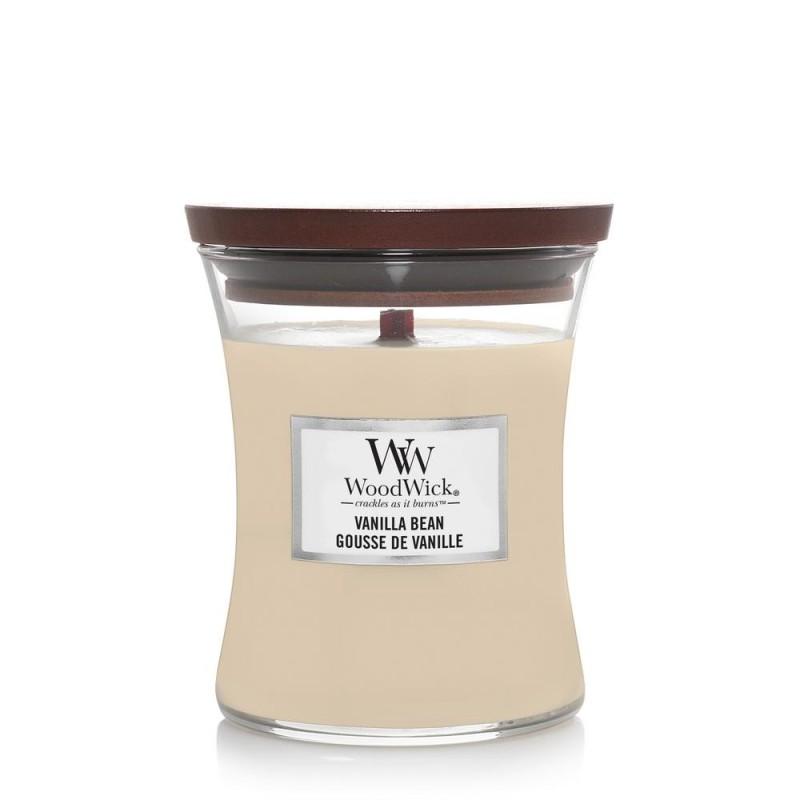 WoodWick Bougies Gousse De Vanille