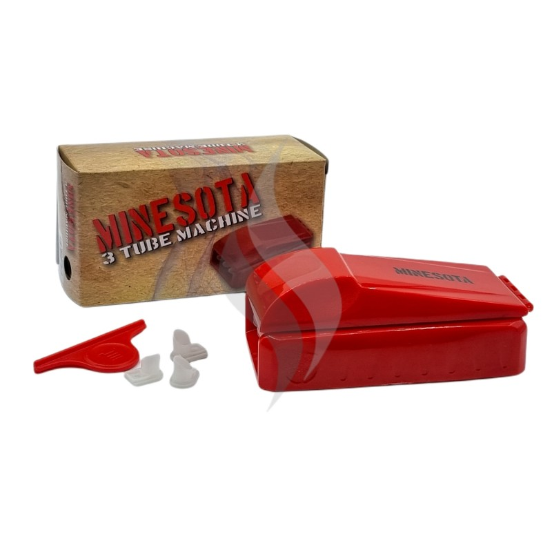 Handmatige Hulzenvullers Minesota Triple