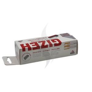 Handmatige Hulzenvullers Gizeh Silver Tip Boy Plus