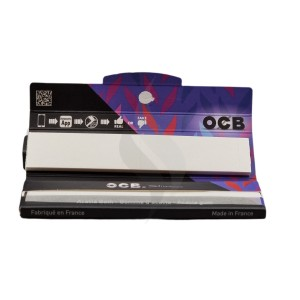 Rolling Papers King Size + Tips OCB Slim + Tips