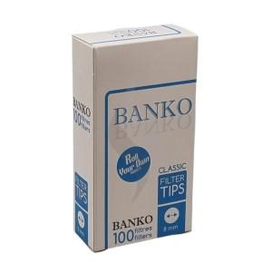 Filtres à cigarettes Banko Filter Tips