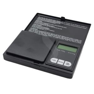 Grinder & Balances Digital Scale Pocket