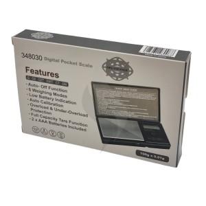 Grinder & Scales Dreamliner Digital Mini Scale Pocket