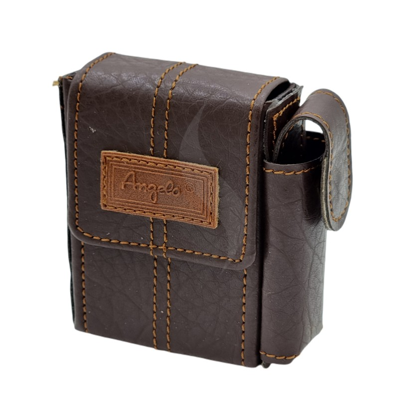 Cigarette boxes Angelo Box Leather