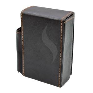 Boîtes à cigarettes Angelo Box Design Black With Lighter