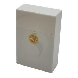 Boîtes à cigarettes Clic Boxx White