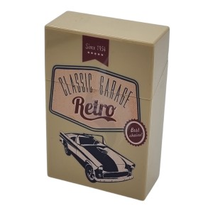 Cigarette boxes Belbox Old Cars