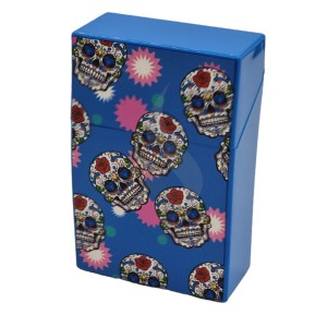 Boîtes à cigarettes Box Mini Skull