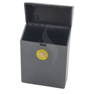 Boîtes à cigarettes Belbox Metallic Look