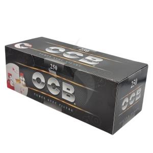 Tubes à cigarettes OCB 250 Tubes
