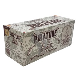 Sigaretten filterhulzen Piratubes 300 Hulzen