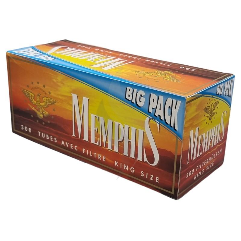 Sigaretten filterhulzen Memphis 300 Hulzen