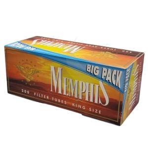 Cigarette filter tubes Memphis 300 Tubes