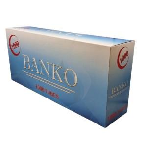 Sigaretten filterhulzen Banko 1000 Hulzen