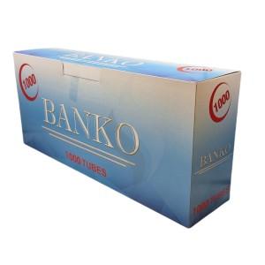 Cigarette filter tubes Banko 1000 Tubes