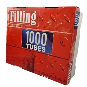 Tubes à cigarettes Filling HardBox 1000 Tubes