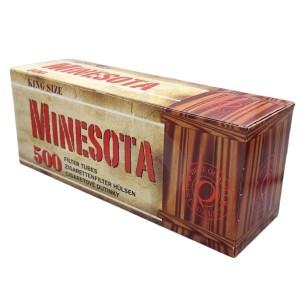 Tubes à cigarettes Minesota 500 Tubes