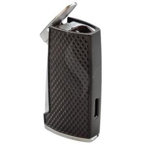 Lighter & Ashtray Winjet Triple Jet Black
