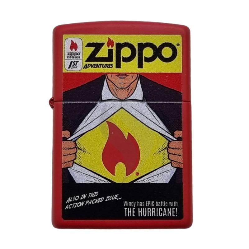 Aansteker & Asbakken Zippo Comic Design