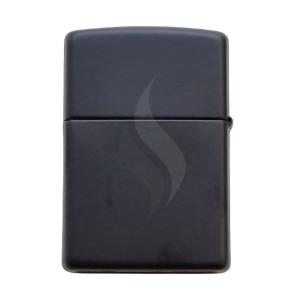 Lighter & Ashtray Zippo Illusion Black White