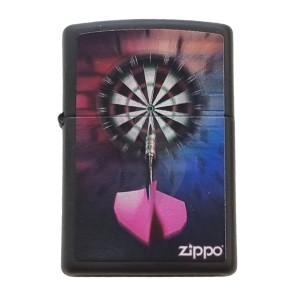 Briquet & Cendrier Zippo Bullseye
