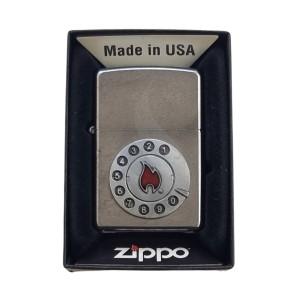 Lighter & Ashtray Zippo Call Emblem