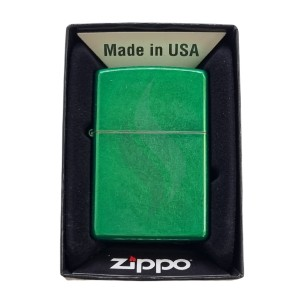 Aansteker & Asbakken Zippo Classic Meadow Green
