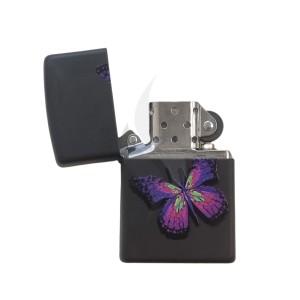 Briquet & Cendrier Zippo Vived Butterfly