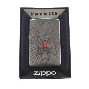 Lighter & Ashtray Zippo Spider And Web